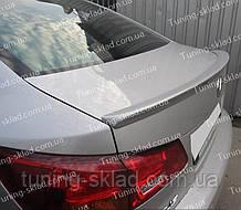Спойлер Lexus IS 250 (спойлер на кришку багажника Лексус Is 250)