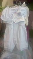 Комплект для крещения 62 68 мальчик