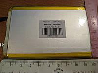 Литий-полимерный аккумулятор  DBK 3,7V 3000mAh