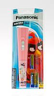 Фонарик Panasonic Angry Birds LED