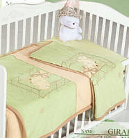 Детский плед Arya Giraffe 105х130