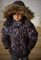 "Зимняя куртка для мальчика ""Экстрим"""
