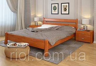 Ліжко дерев'яна полуторне Венеція