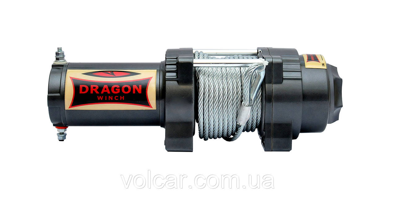 Электрическая лебедка ATV Dragon Winch DWH 3500 HD 12V