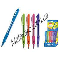 """Ручка шариковая """"NEON"""" , 0,7 мм,  чернило насыщенного синего цвета,  в дисплее 48  шт"""