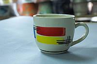 Чашка керамическая Одесса, рисовка