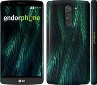 """Чехол на LG G3 Stylus D690 Колоски """"3692c-89"""""""