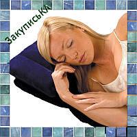 Надувная подушка Intex.Размер 43х28х9