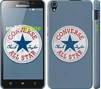 "Чехол на Lenovo S850 Converse. All star ""3683c-78"""