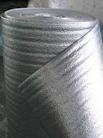 Подложка под теплый пол фольгированная 5 мм (1м*50м)/50м2