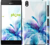 "Чехол на Sony Xperia Z3 D6603 цветок ""2265c-58"""
