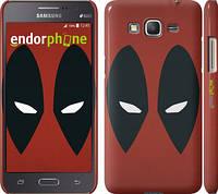 "Чехол на Samsung Galaxy J7 J700H Deadpool v2 ""3530c-101"""