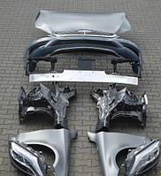 Запчасти б.у разборка Mercedes W220 W215