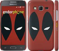 "Чехол на Samsung Galaxy J5 J500H Deadpool v2 ""3530c-100"""