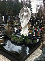 Скульптура ангела из мрамора № 91