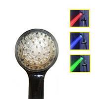 Светодиодная насадка на душ LED Shower Head для декора ванной комнаты