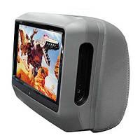 Монитор автомобильный на подголовник OKINAVA 990 DVD GR серый