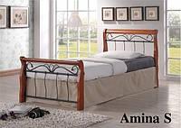 Кровать односпальная Амина С/Amina S