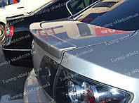 Спойлер на Мазда 3 BK седан (спойлер на крышку багажника Mazda 3 BK)
