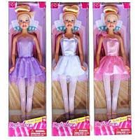 Кукла балерина 8252 Defa, микс цветов