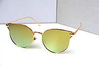 Солнцезащитные очки женские Dior Luxio салатовые, очки 2016