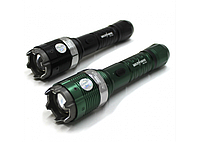 Электрошокер YB-1310, шокер электрический, мощный электрошокер, электрошокер с фонариком