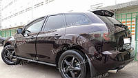 Спойлер Mazda Cx-7 (спойлер на заднюю дверь Мазда Сх-7)
