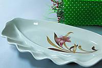 Салатник керамический Гребешок, большой