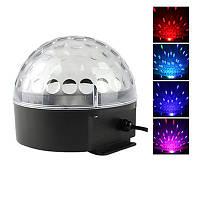 Диско Шар LED Magic Ball Light для вечеринок