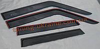 Дефлекторы окон  (ветровики) AV-Tuning на ВАЗ 2107 (1982-2011)