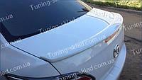 Спойлер Mazda 6 GH (спойлер на крышку багажника Мазда 6 GH)