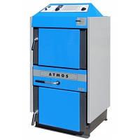 Пиролизные газогенераторные котлы на твердом топливе Atmos C 20S (Атмос)