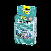 Tetra Bactozym Обеспечивает биологическую активность фильтра и аквариума в целом