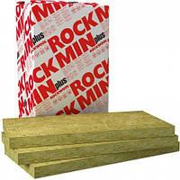 Rockwool ROCKMIN Plus мінеральна вата для даху 50 мм