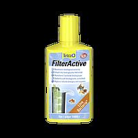Tetra FilterActive Средство с высокоэффективными бактериями для поддержания постоянной биологической активност