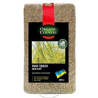 Отруби ржаные органические Organic Country