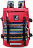 Оригинальный городской рюкзак 17 л. MCJH 7025-02 красный
