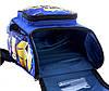 Портфель школьный для мальчика Vombato Робот 7821-1 R01 синий, фото 5