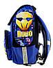 Портфель школьный для мальчика Vombato Робот 7821-1 R01 синий, фото 6