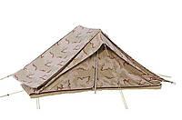 Палатка Nederlandse krijgsmacht в расцветке desert DPM. ВС Нидерландов, оригинал., фото 1