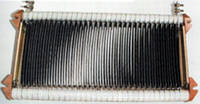 ЛСО-9116. Резистор ленточный обдуваемый, (ИАКВ.434157.002-16)