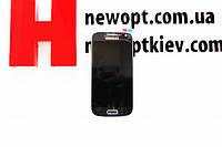 Дисплей Samsung i9190/i9192/i9195 Galaxy S4 mini с тачскрином черный 100% оригинал, фото 1