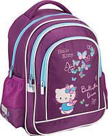 Рюкзак школьный ортопедический для девочки KITE Hello Kitty HK16-509S
