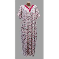 Ночная рубашка р. 46-58 ночнушка оптом в Одессе 03