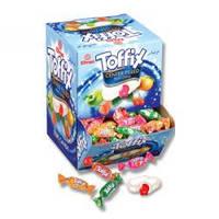 Жевательные конфеты Toffix 2 кг мягкая карамель