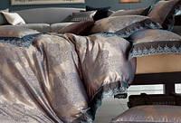 Жаккардовое постельное белье Arya Броде Daffodil