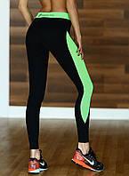 Леггинсы для фитнеса Basik Green