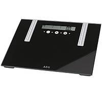 Весы напольные 6 в 1 AEG 5571 PW FA