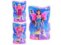Кукла со светящимися крыльями 8196 Defa, 3 вида