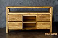 Комод деревянный Км-3 (Ш1600*В820*Г450)